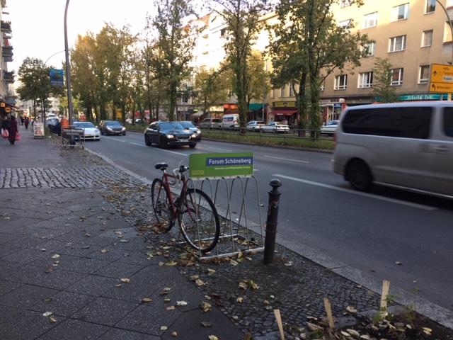 Feinstaub an der Hauptstraße