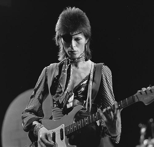 Eine Straße für David Bowie?