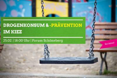Forum Schöneberg - Drogenprävention @ Forum Schöneberg