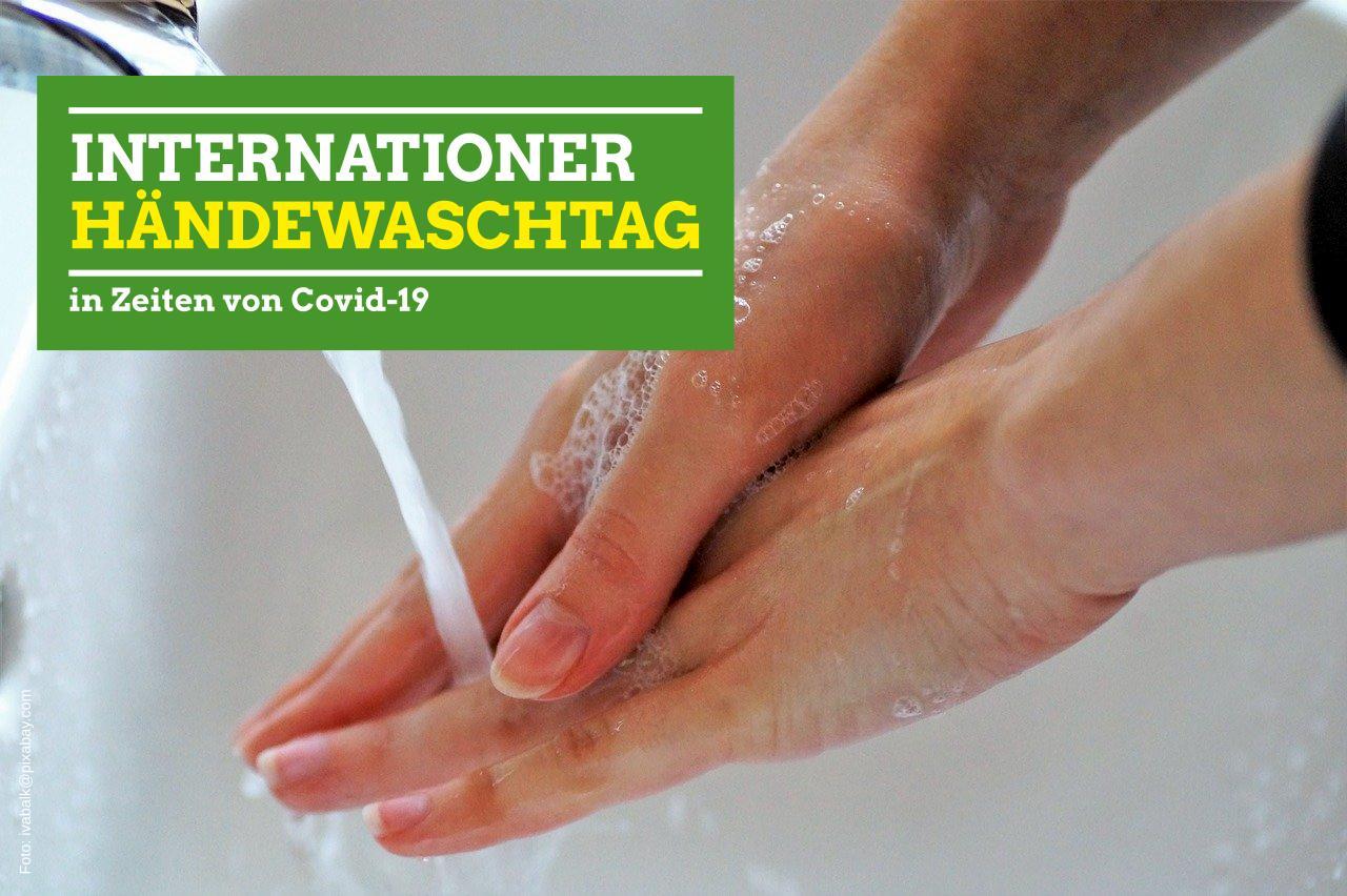 Internationaler Händewaschtag