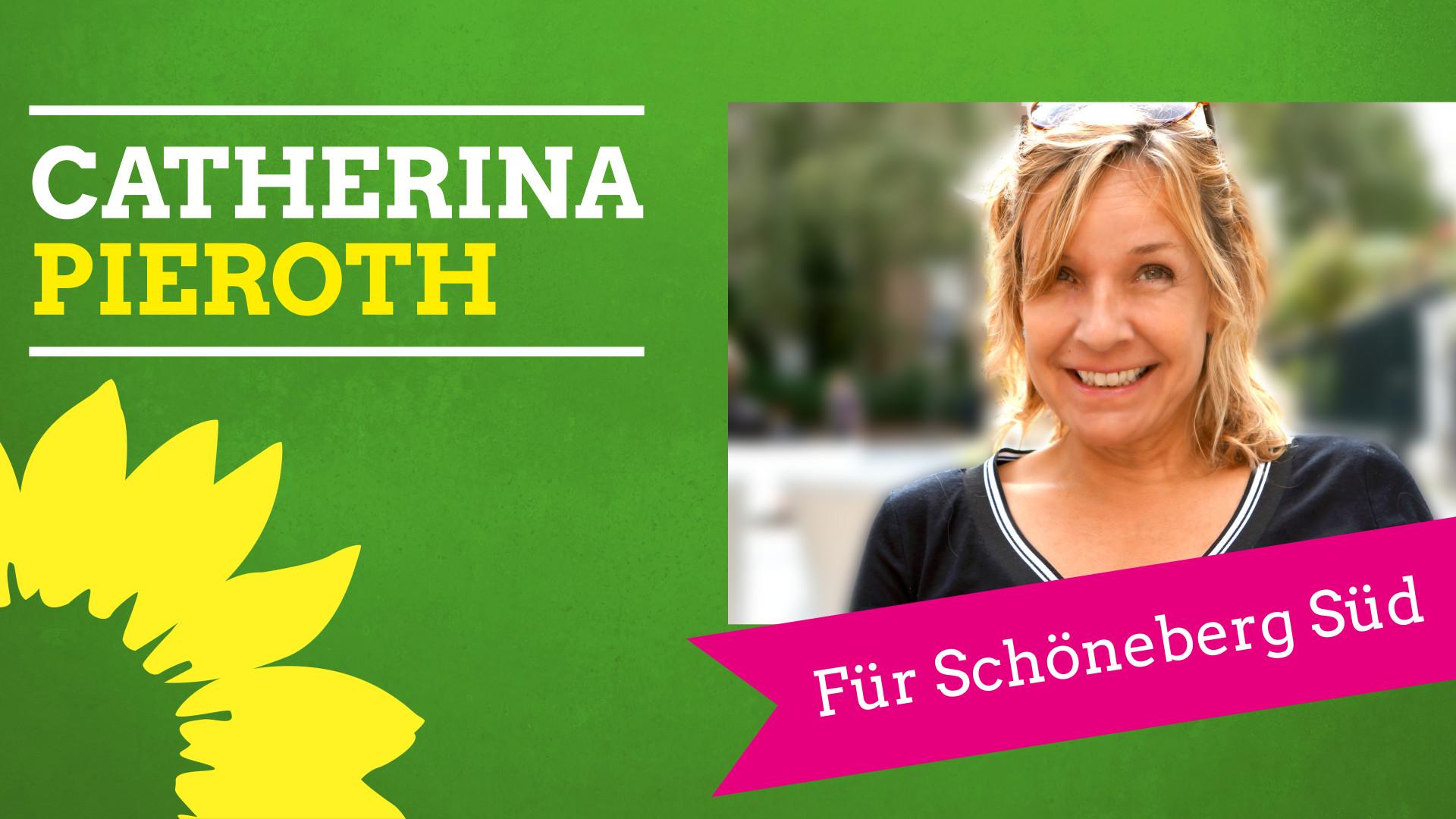 Meine Bewerbung als Direktkandidatin für den Wahlkreis Schöneberg Süd
