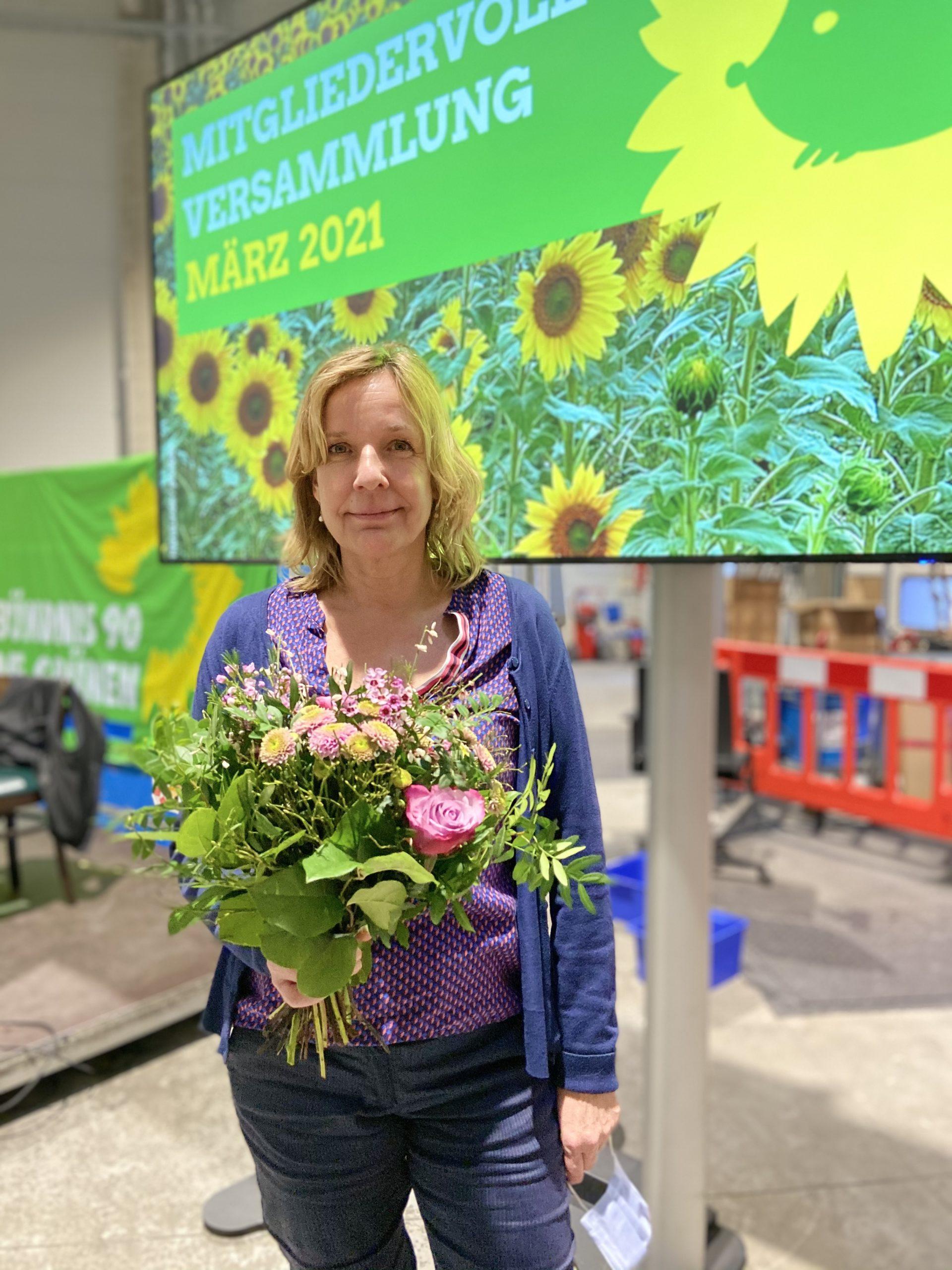 Grüne Kandidatin für Schöneberg Süd (Wahlkreis 2 Tempelhof-Schöneberg)