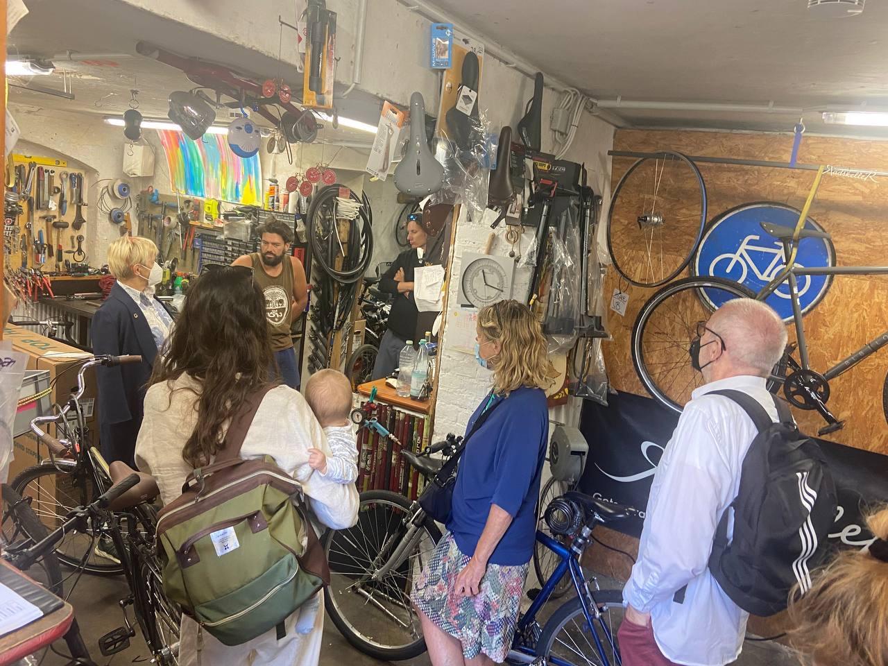 Zu Besuch bei Con-Radskeller